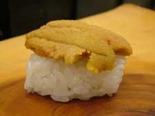 貝焼き/キタムラサキウニ