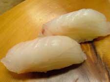 鱈の昆布締め/マダラ