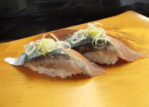 二千八年の初秋刀魚/サンマ