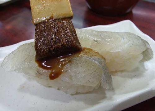 堺の真鯒/コチ