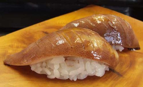 名残の麦烏賊で作る「煮いか」/スルメイカ