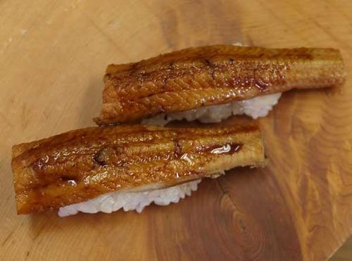 穴子の蒲焼き/マアナゴ