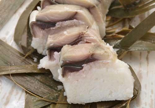 『弥助寿司』のさばなれずし/マサバ