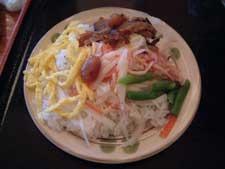 ばらずし/徳島の普段の食べもの