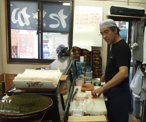 「市場寿司 たか」も8年目