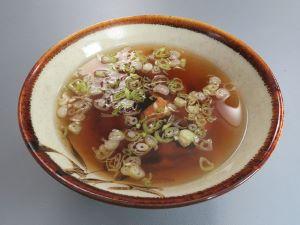コモンカスベのしょうゆ汁