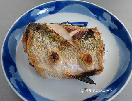 マルタの塩焼き