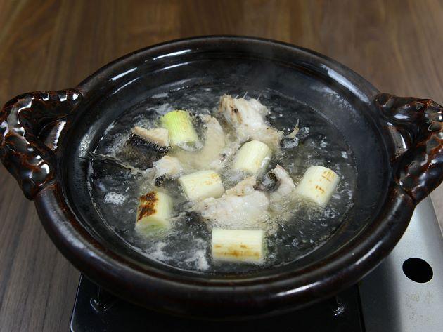 ムラソイの鍋