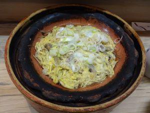 ドジョウの柳川鍋