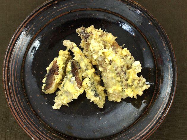 にしんの天ぷら