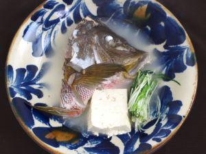 ナミフエダイのまーす煮