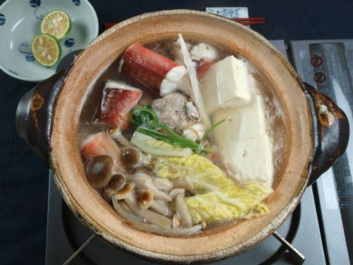 ヤガラの鍋