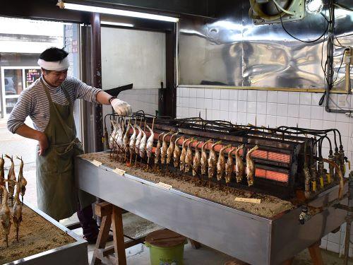 酒田市 魚屋