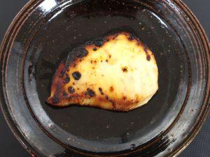 ビン長マグロの西京焼き