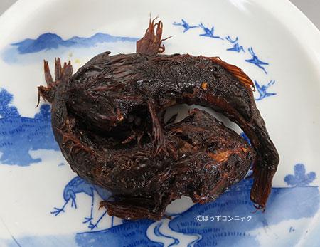 カマキリの甘露煮