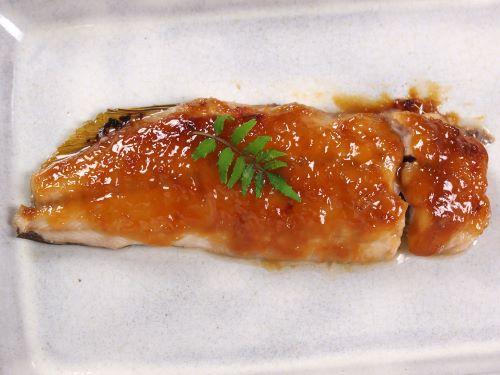 ホッケの魚田