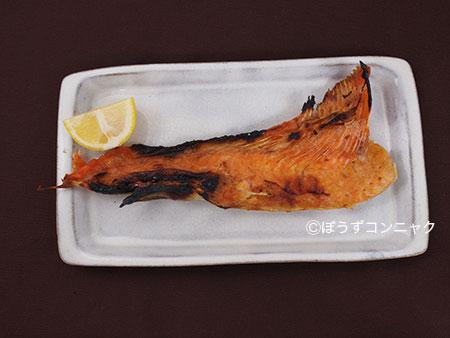 ヤシオマス(ニジマス)の塩焼き