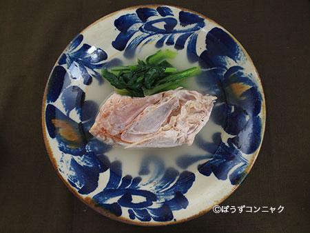 イトヒキフエダイのまーす煮