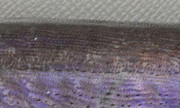鱗は筋を作る。
