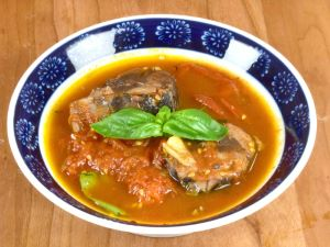 マルソウダのスープ