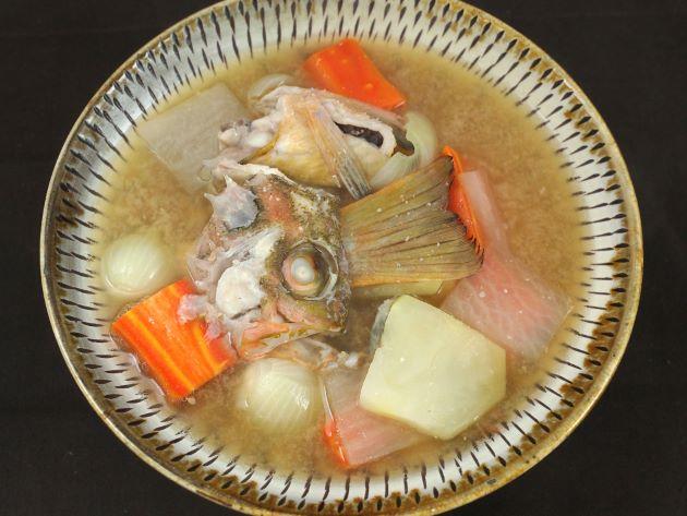 ヤナギノマイのみそ汁