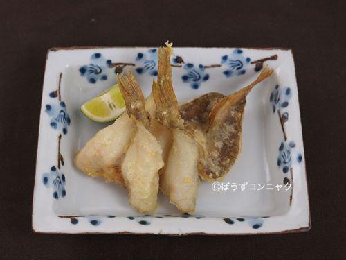 アイナメの天ぷら