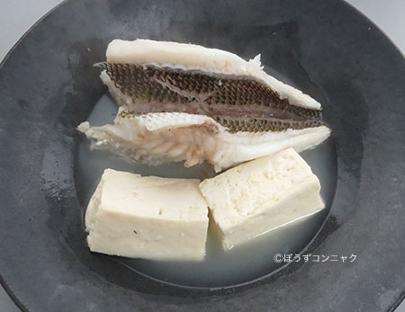 ハナフエフキのまーす煮
