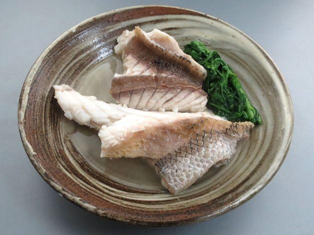 マダラタルミのまーす煮