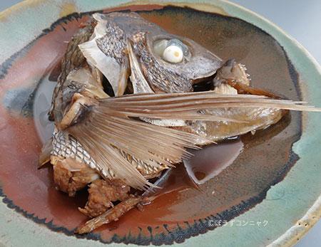 ヤンバルシマアオダイの煮つけ