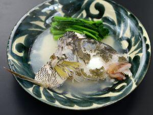ヨコシマフエフキのまーす煮