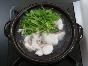 カスリハタの鍋