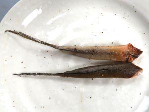 トビヌメリの塩焼き