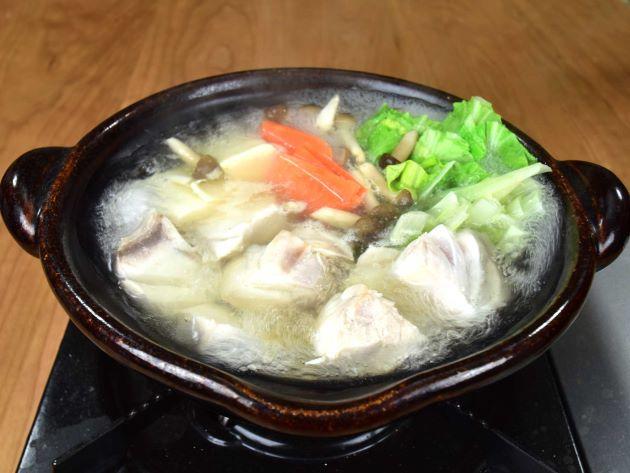 オオヨの鍋
