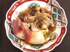 ウバガイ(ホッキガイ)の煮貝
