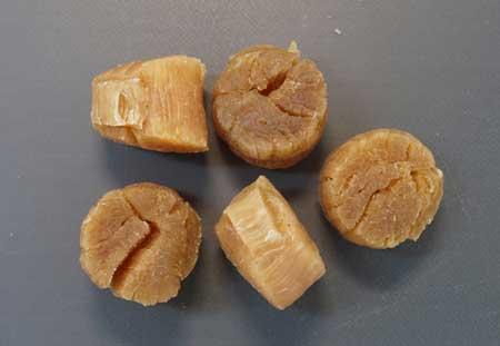 ホタテガイの干し貝柱