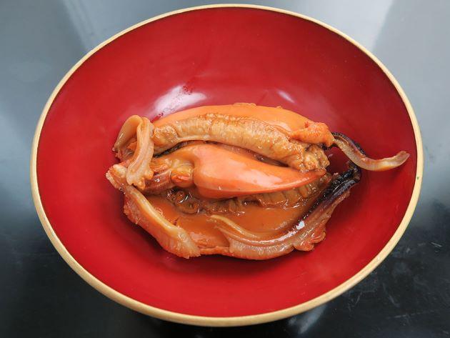 瀬戸貝の煮もの