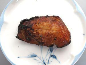 ウサギアイナメの幽庵焼き