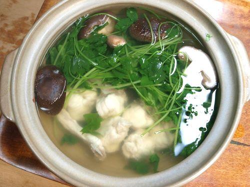 コモンフグの鍋