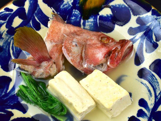 シモフリハタのまーす煮