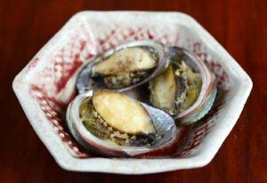 トコブシの煮貝