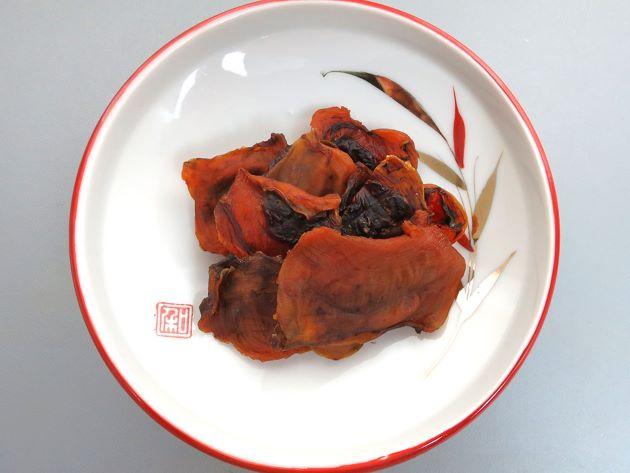 マボヤの燻製