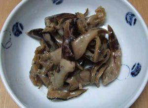 トリガイの佃煮