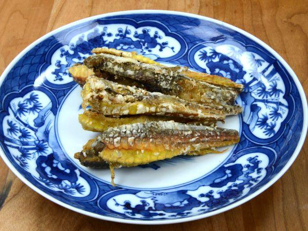 七郎魚の唐揚げ