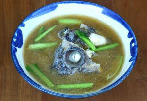 タヌキメバルの煮つけ