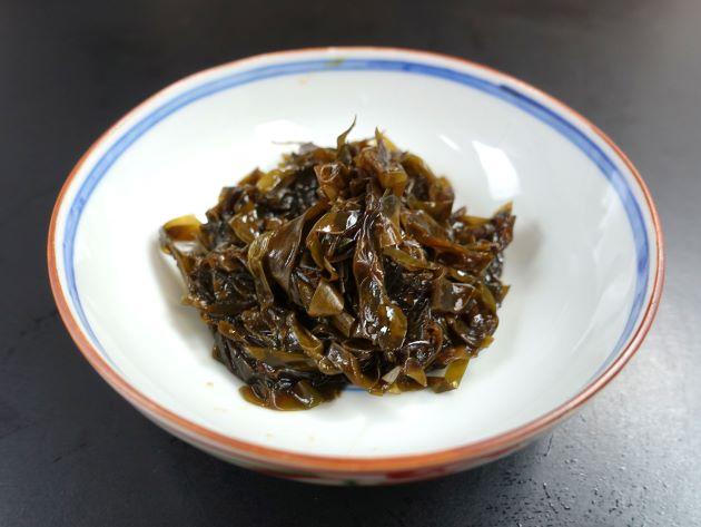 カヤモノリの佃煮