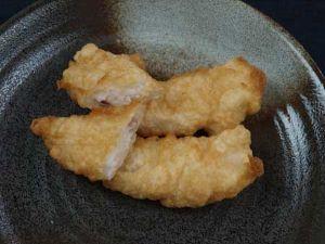 オニダルマオコゼの天ぷら