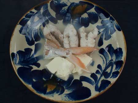 モモイトヨリのまーす煮