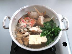 キビレアカレンコの鍋