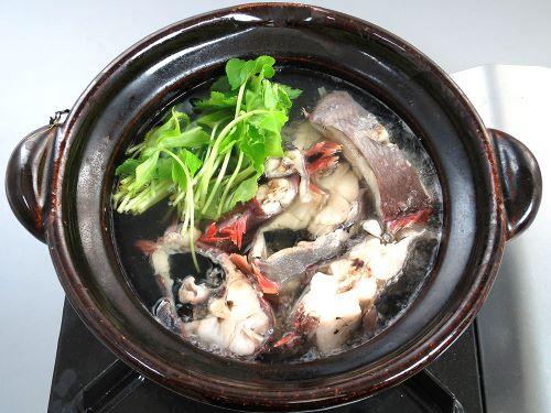 ハシキンメの塩焼き