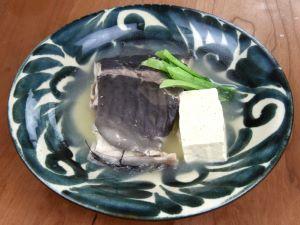ニノジの塩煮